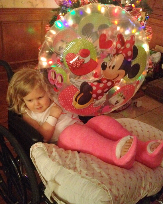 Rhema Home From Surgery Balloon Jan 22 2014 SNAG-0001 SNAG-0000