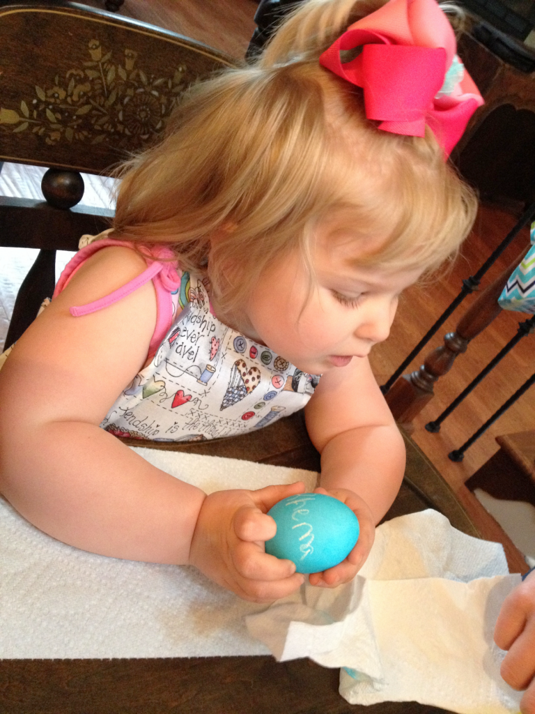 Rhema Easter Egg April 2014