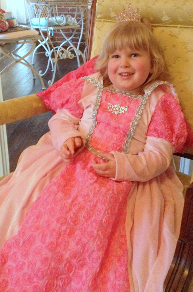 1st Princess Party Dress Full4 May 2014 SNAG-0021