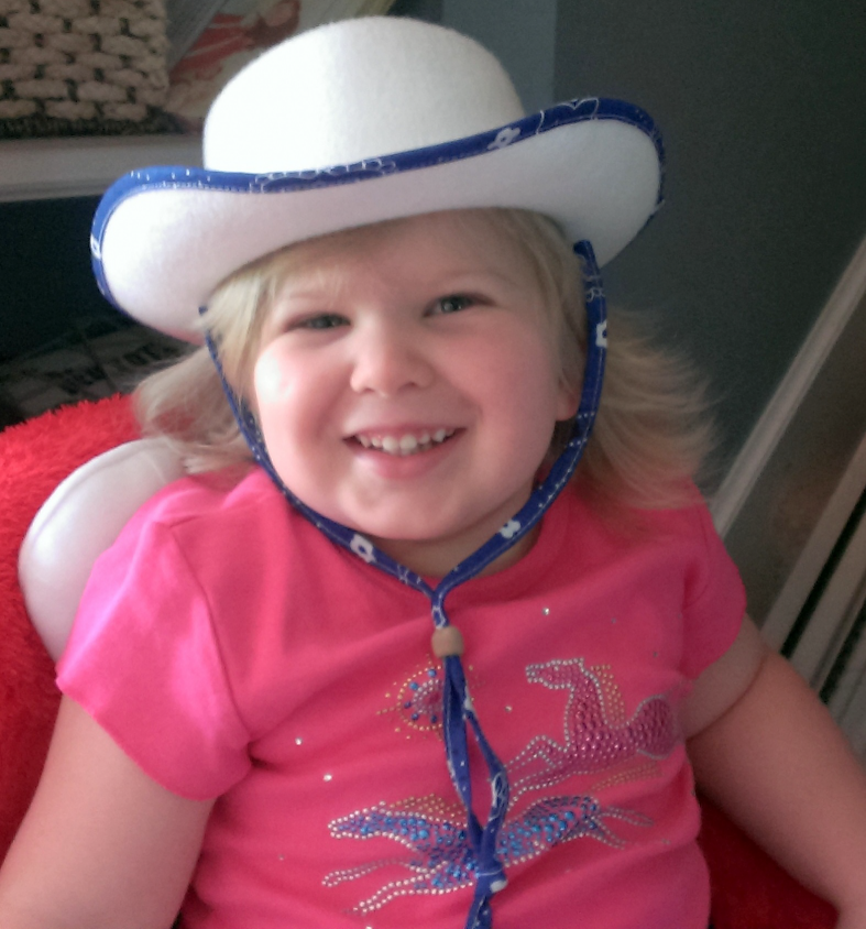 Rhema Horse Cowgirl Hat May 2014 SNAG-0011