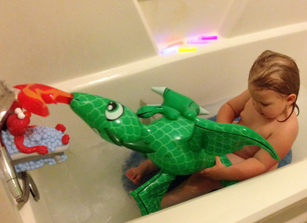 1st Glow Stick Bath1 & DragonJuly 2014 SNAG-0037