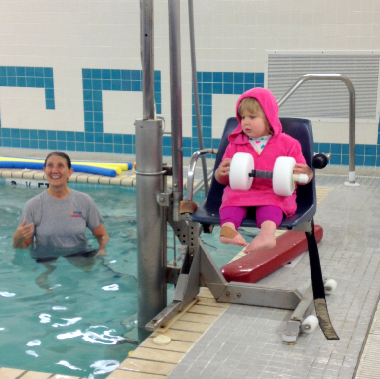 Aquatic Therapy Drying off July 2014 SNAG-0027
