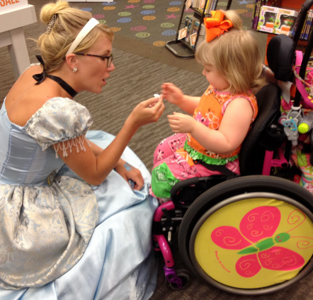 Curious George Event Princess and Rhema June 2014 SNAG-0023