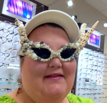 Momma Funny Shell Sun Glasses July 2014 SNAG-0005