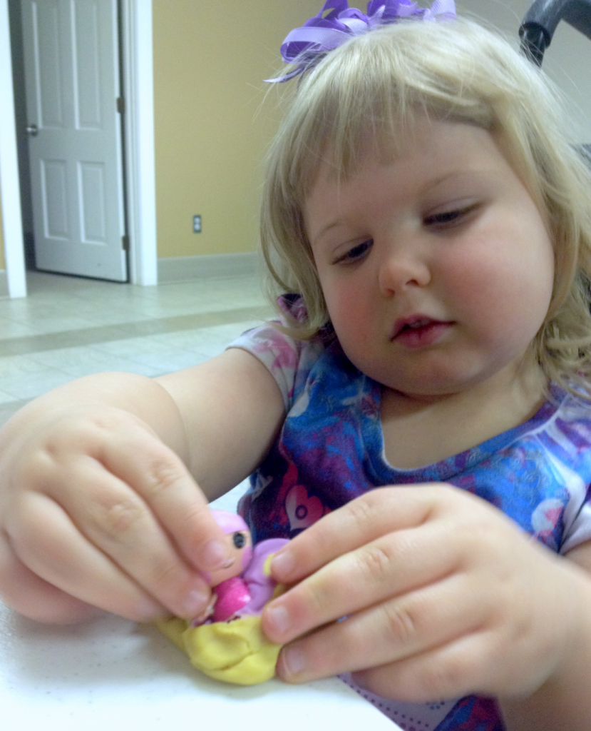 1st Time with Play Dough Aug 2014 SNAG-0008
