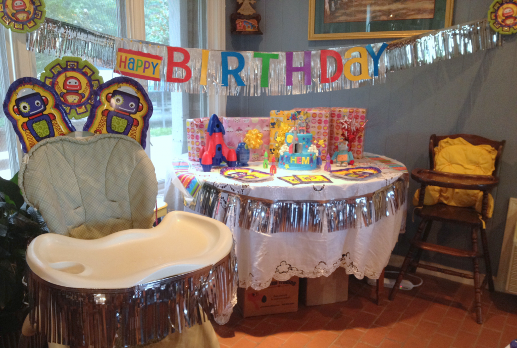 4th Birthday Cake Table Aug 2014 SNAG-0017