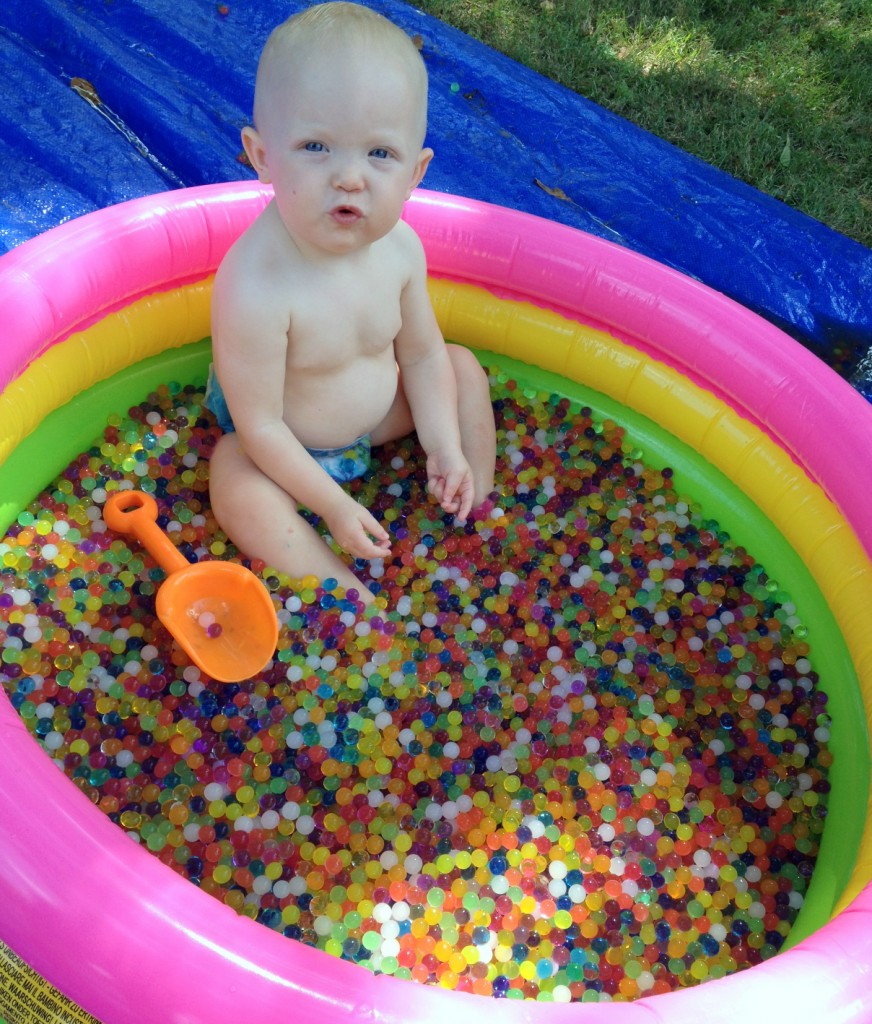 Bday Blast Baby In Water Beads Aug 2014 SNAG-0014 SNAG-0004