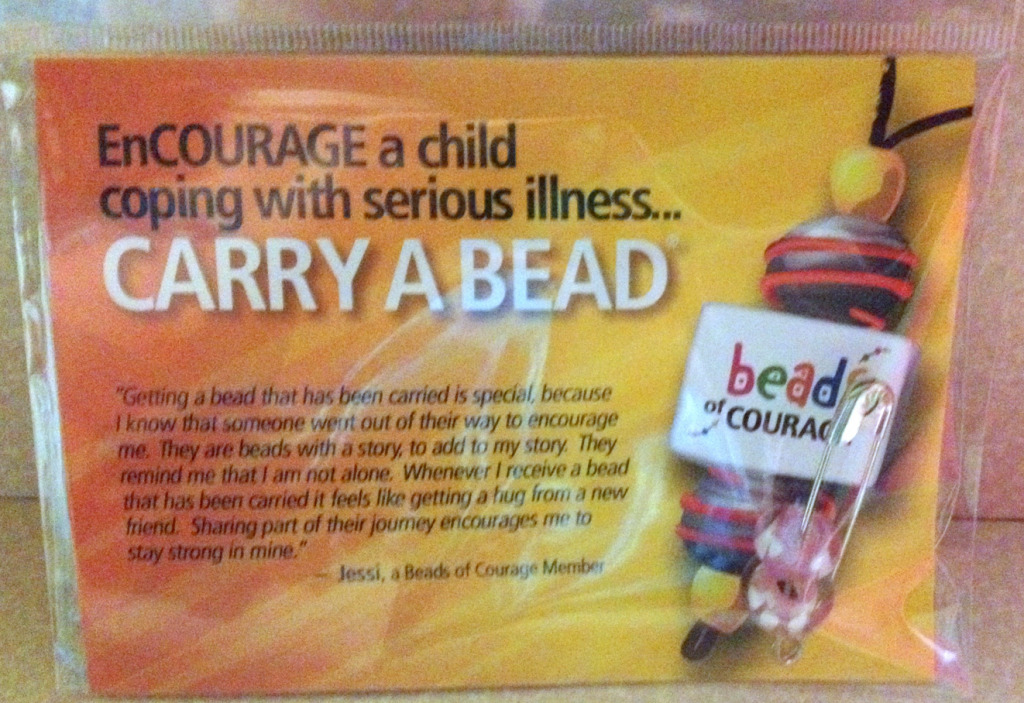 Carry A Bead Packet Oct 2014 SNAG-0001