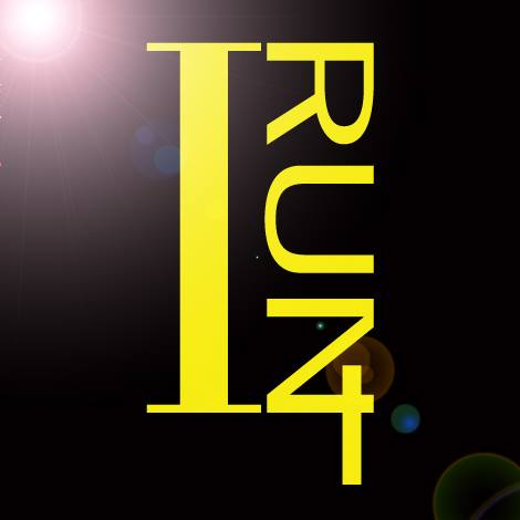 IR4 I Run 4 Logo