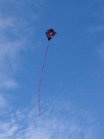 Valentine Weekend Pier Superman Kite Feb 2015 SNAG-0008